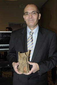Rocky with the Bram Stoker Award for Stephen King: A Literary Companion